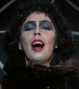 I'm just a sweet transvestite...