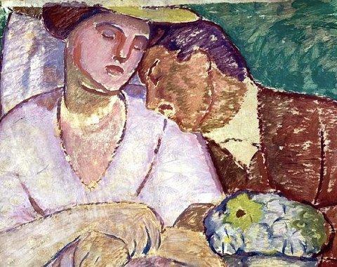 Ivanyi, Lovers, 1909