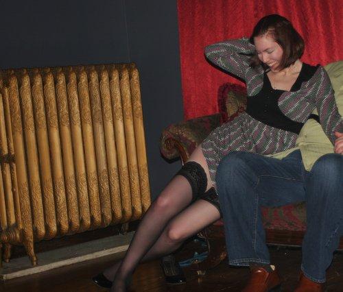 Phew that spanking was fun!