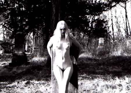 Goth naked