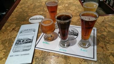 Beer in Alaska
