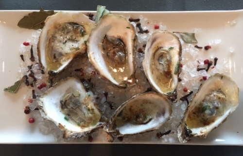 Mmm, oysters