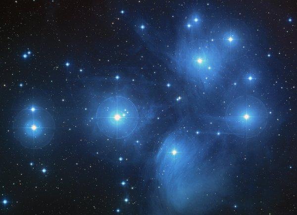 She held me as we star gazed...