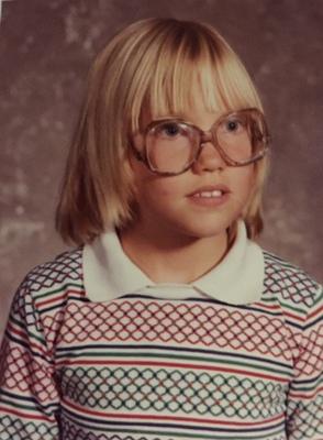 Me in 3rd grade