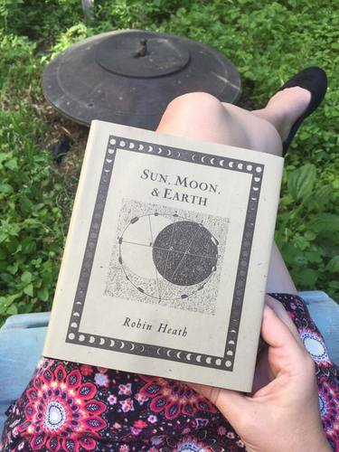 Sun and moon book